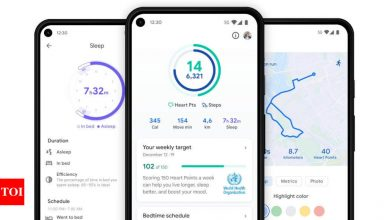 Google Fit app gets heart and respiratory rate monitoring feature for Pixel phones - Times of India