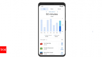 Google makes parents' lives easier with new Family Link features - Times of India