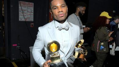 Gospel star Kirk Franklin apologizes for expletive-filled phone call to son