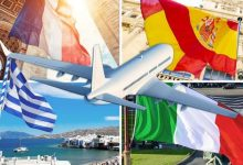 Holidays: France, Italy, Spain and Greece Foreign Office travel advice as UK rules ease