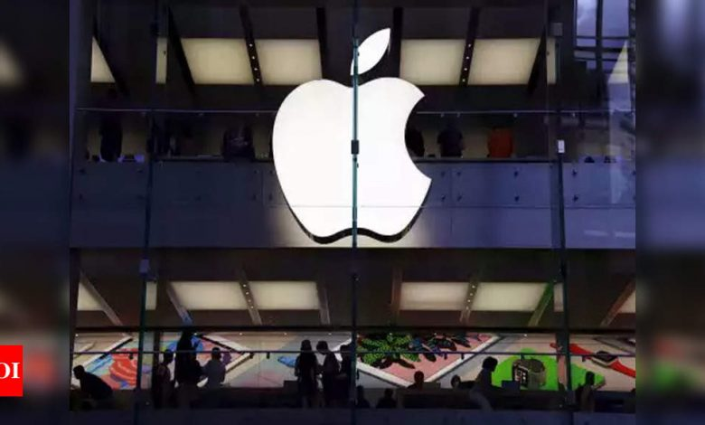 How Apple may get an iPhone to do an 'important' task without a port - Times of India