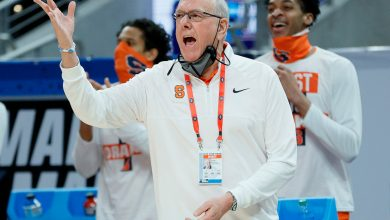 How Syracuse is making another deep NCAA Tournament run despite low seed