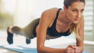 How long should you hold the plank for maximum benefits?  | The Times of India