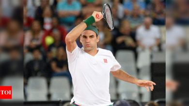 I can play at a good level now, asserts Roger Federer   Tennis News - Times of India