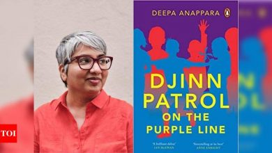 I had to learn to let go of facts, and trust my imagination: Deepa Anappara on writing 'Djinn Patrol on the Purple Line' - Times of India