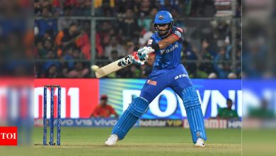 IPL 2021: With no Shreyas Iyer, DC will miss stability in middle-order, says Hogg | Cricket News - Times of India
