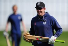 Ian Harvey named Gloucestershire interim head coach after Richard Dawson departure