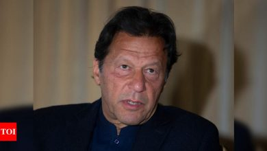 Imran Khan to seek trust vote in National Assembly tomorrow - Times of India