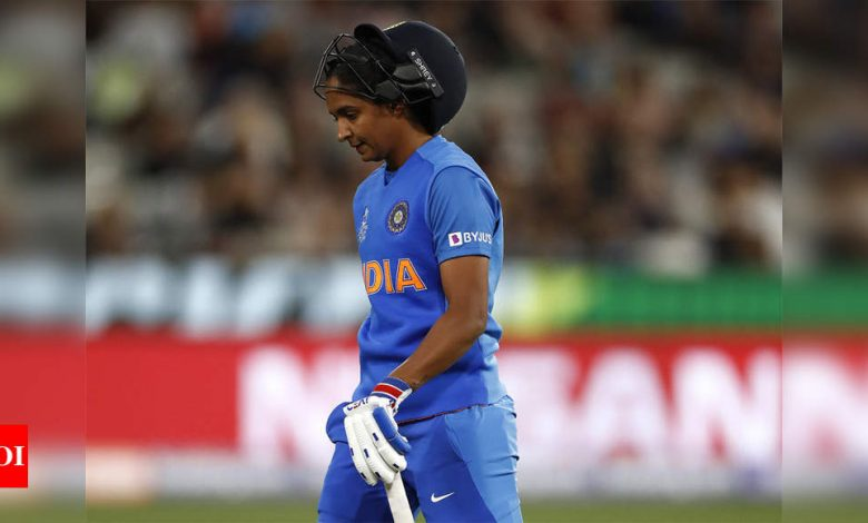 India lacked match practice, will need time to get back into rhythm: Harmanpreet Kaur | Cricket News - Times of India