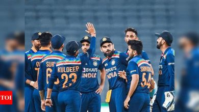 India vs England 2nd ODI: India chase series win against England | Cricket News - Times of India