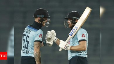 India vs England, 2nd ODI: Stokes, Bairstow blow away India to level series | Cricket News - Times of India