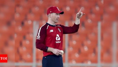 India vs England: Chance for fringe players to push their case, says Morgan | Cricket News - Times of India