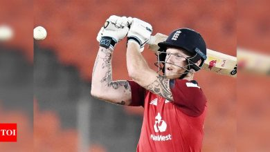 India vs England: Getting under the pump before T20 World Cup is good for us, says Ben Stokes | Cricket News - Times of India