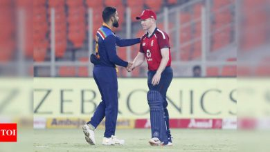 India vs England: India outplayed us in big moments, says England captain Eoin Morgan | Cricket News - Times of India