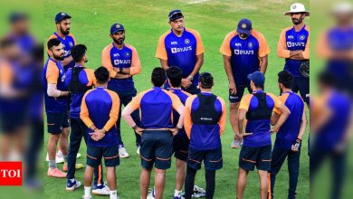 India vs England: Indian team arrives in Pune for ODI leg | Cricket News - Times of India