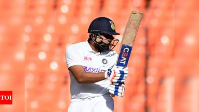India vs England: Rohit Sharma finally gets 'consistent' run after seven years | Cricket News - Times of India