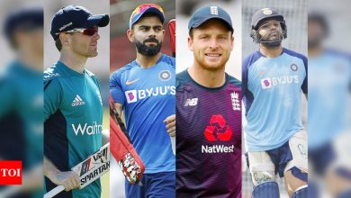 India vs England T20Is: England's top 6 stronger than India's, visitors the favourites to win series, says Monty Panesar | Cricket News - Times of India