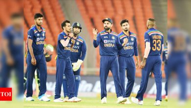 India vs England T20Is: The big statistics ahead of India's do-or-die encounter today | Cricket News - Times of India