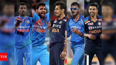 India vs England T20Is: Top 5 Indian bowlers to watch out for | Cricket News - Times of India