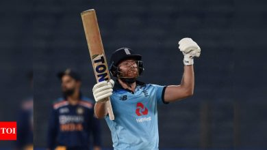 India vs England: Want to score most hundreds for England, says Jonny Bairstow | Cricket News - Times of India