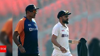 India vs England: Who will complain against a track like this? It was fantastic entertainment, says Ravi Shastri | Cricket News - Times of India