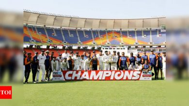 India's glorious unbeaten home run of 13 Test series wins | Cricket News - Times of India