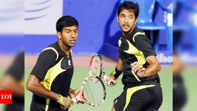 'Indo-Pak Express' to be back on Tour, albeit for just Mexico event as of now | Tennis News - Times of India