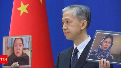 'Inferior' women: China counters Uighur criticism with explicit PR attacks - Times of India