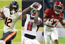 Inside look at different ways Giants can improve at wide receiver