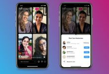 Instagram's new Live Rooms feature lets up to four people go live at once