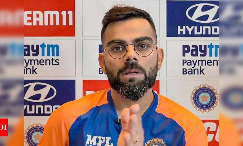 International Women's Day: Strength of society is the strength of women, says Virat Kohli | Off the field News - Times of India