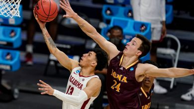 Iona falls short after giving Alabama a March Madness scare