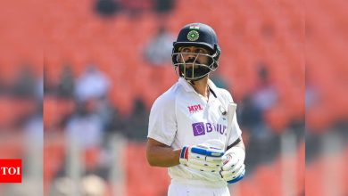 Is Virat Kohli going through a lean patch? Here's what the numbers say | Cricket News - Times of India