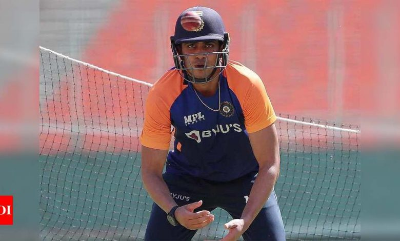 It felt like going to war: Shubman Gill on Test debut in Australia   Cricket News - Times of India