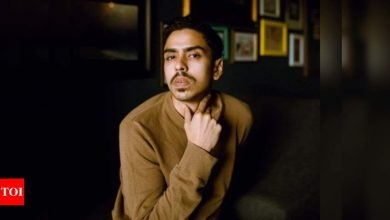 It's surreal: Adarsh Gourav on bagging leading actor BAFTA nod - Times of India