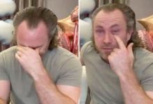 James Jordan speaks out after crying on Loose Women: