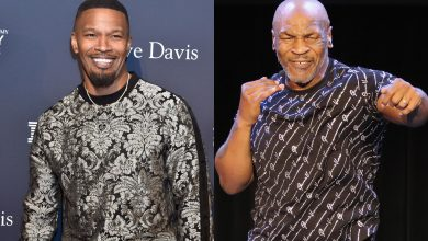 Jamie Foxx to play Mike Tyson in Martin Scorsese-produced TV series