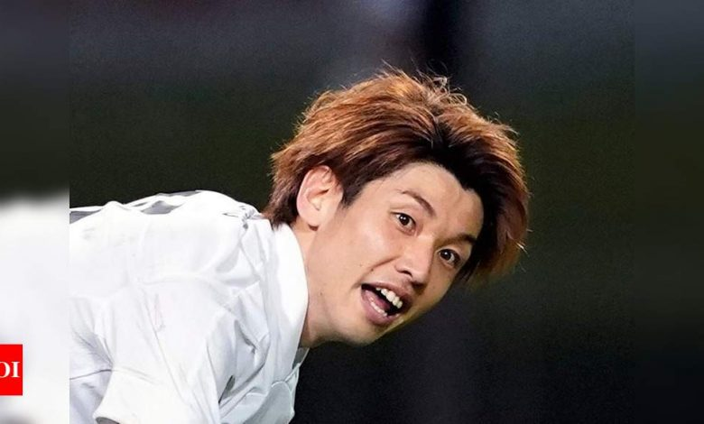 Japan hit World Cup qualifying record in 14-0 rout of Mongolia | Football News - Times of India