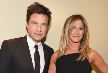 Jason Bateman filmed himself at Jennifer Aniston's house for Globes