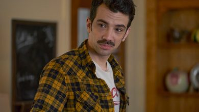 Jay Baruchel consulted his wife before joining 'The Moodys'