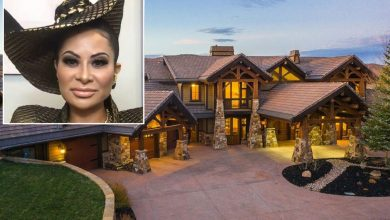 Jen Shah's house—the infamous 'Shah Ski Chalet'—is an alleged fraud, too