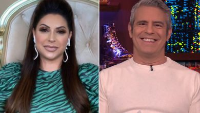 Jennifer Aydin says Andy Cohen has 'his favorites' following 'WWHL' appearance