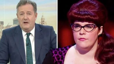 Jenny Ryan says she avoided GMB interviews before Piers Morgan's exit 'Run out of excuses'