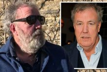 Jeremy Clarkson shocks fans with new lockdown picture 'Republican from Amarillo'