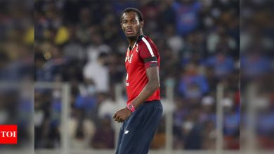 Jofra Archer unfit for ODI series, to miss start of IPL 2021 | Cricket News - Times of India