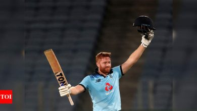 Jonny Bairstow can break batting records, says Jos Buttler | Cricket News - Times of India