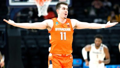 Joseph Girard III gives Syracuse 'scary' duo at March Madness