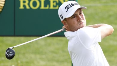 Justin Thomas surges into Players contention after two rough months