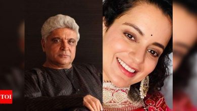 Kangana Ranaut granted bail in defamation case filed by Javed Akhtar - Times of India