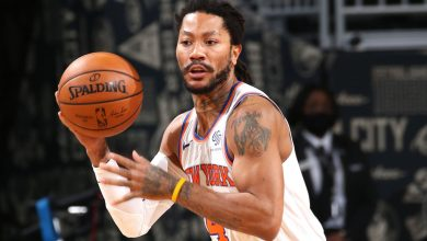 Knicks' Derrick Rose thrives in first game back after COVID-19